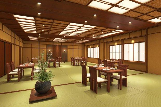 【7/1リニューアルオープン!】お食事処大宴会場
