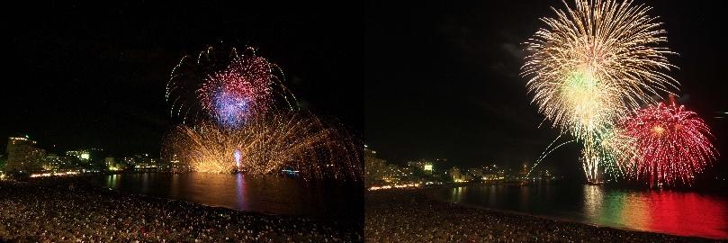 白浜花火フェスティバル