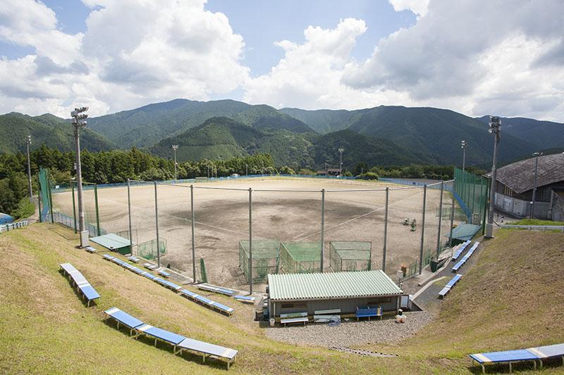 田辺グリーン球場