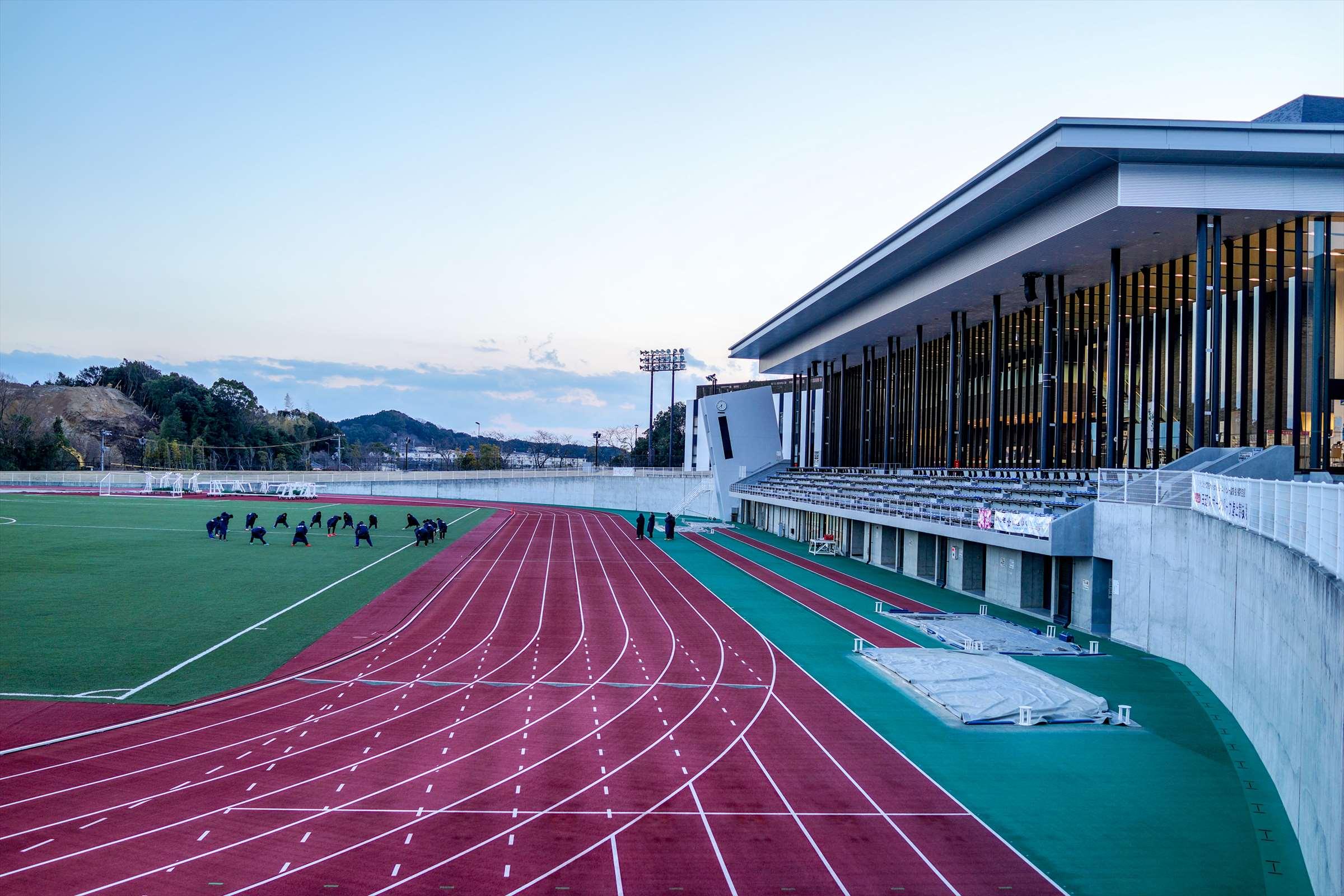 田辺スポーツパーク