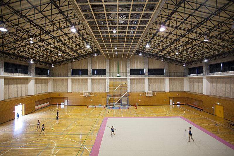田辺勤労者体育センター