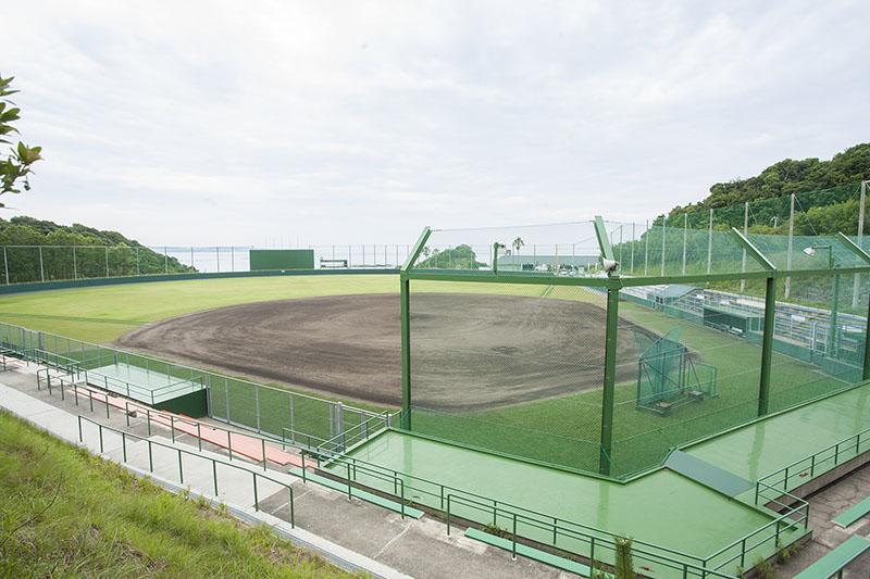 千里ヶ浜球場