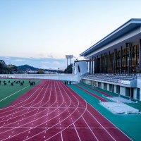 近場にスポーツ施設が多数あります!