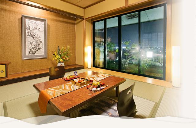 個室お食事処〜大切な人と、特別な空間で〜